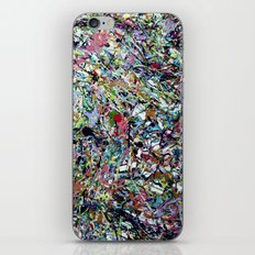 After Pollock iPhone Skin