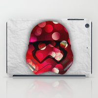 stormtrooper iPad Cases featuring stormtrooper by ifcha
