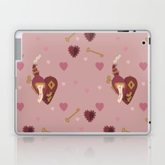 Steampunk Valentines Laptop & iPad Skin