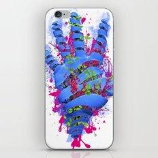 Nature VS Human iPhone & iPod Skin