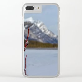 Signs Clear iPhone Case