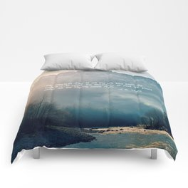 The Sweetest Thing Comforters