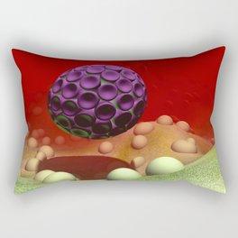 Nurturing Rectangular Pillow