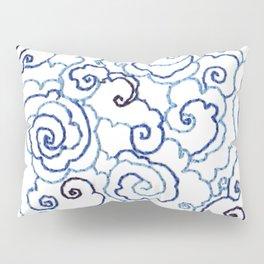 Embroidery Sky Pillow Sham
