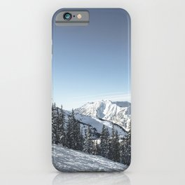 View From Alta iPhone Case