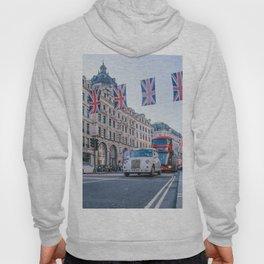London England Street (Color) Hoody