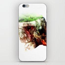 Open Skull iPhone Skin