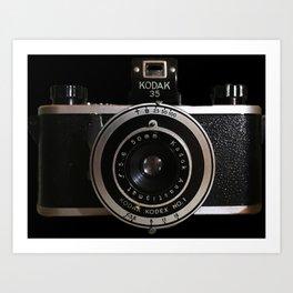 Kodak 35 Art Print