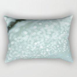 The Ocean's Glow Rectangular Pillow