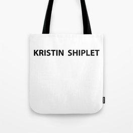 Kristin Shiplet Tote Bag