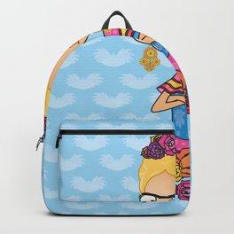 Helga Frida kahlo Backpack