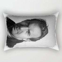KEVIN COSTNER Rectangular Pillow
