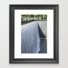 National September 11 Memorial Framed Art Print
