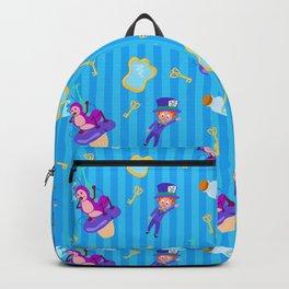 Alice in Wonderland - Mad Hatter Backpack