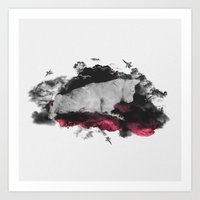 war Art Prints featuring War by Alexandru