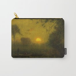 George Inness - The Sun Carry-All Pouch