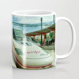 Spanish AVE Coffee Mug