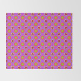Glo-Dots! Throw Blanket