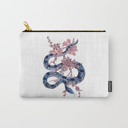 Jungle Snake Carry-All Pouch