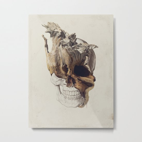 High By The Beach Metal Print
