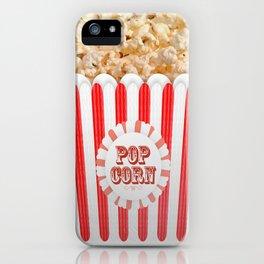 POP CORN iPhone Case