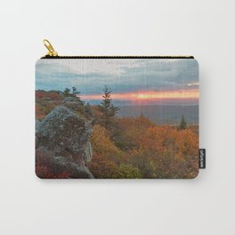 Autumn Dolly Sods Sunrise Carry-All Pouch