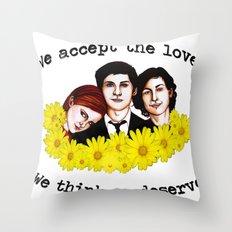 Perks of being a Wallflower Throw Pillow