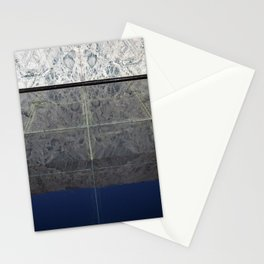 Mies Reflection Stationery Cards