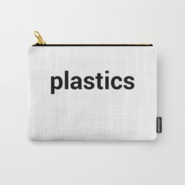 plastics Carry-All Pouch