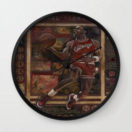 Micheal jordan Wall Clock