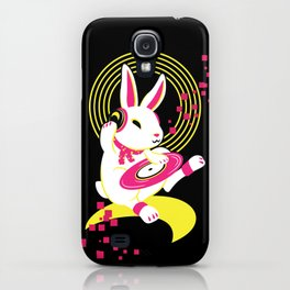 DJ Rabbit iPhone Case