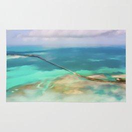 Overseas Scenic Florida Keys Rug