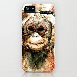 Pongo iPhone Case