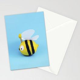 Bee - Lemon Stationery Cards