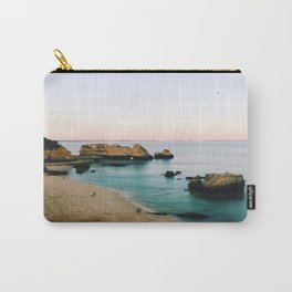Oceanside Sunset Carry-All Pouch