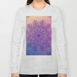 Mild Mandala Long Sleeve T-shirt
