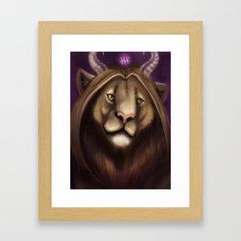 Tigiris Framed Art Print