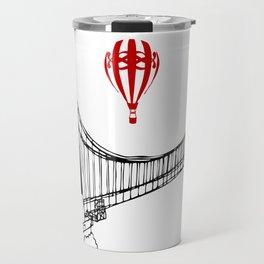 Clifton Bridge   Travel Mug