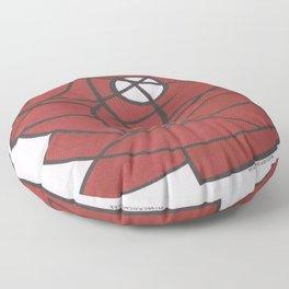 Poke a Broke Floor Pillow