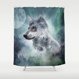 Inspired by Nature Shower Curtain