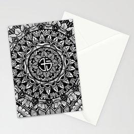 Buddhist Mandala  Stationery Cards