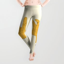 Solar System Leggings