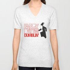 Every Day I'm Dumblin' Unisex V-Neck