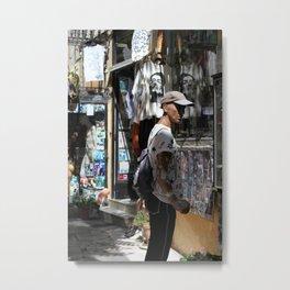 Athens XIII Metal Print
