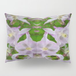 Aquilegia Pillow Sham