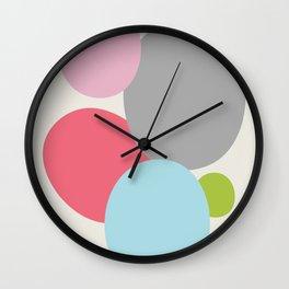 Abstract No.20 Wall Clock