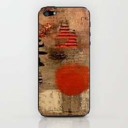 GEISHA SAD SONG iPhone Skin