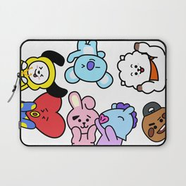 BT21 BTS Run Episode 33 Inspired Laptop Sleeve