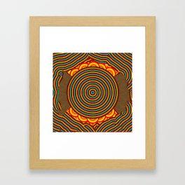 a dirty mind is a joy forever. Framed Art Print