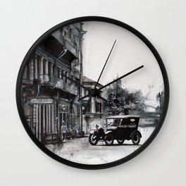 Beach Street, Penang Wall Clock